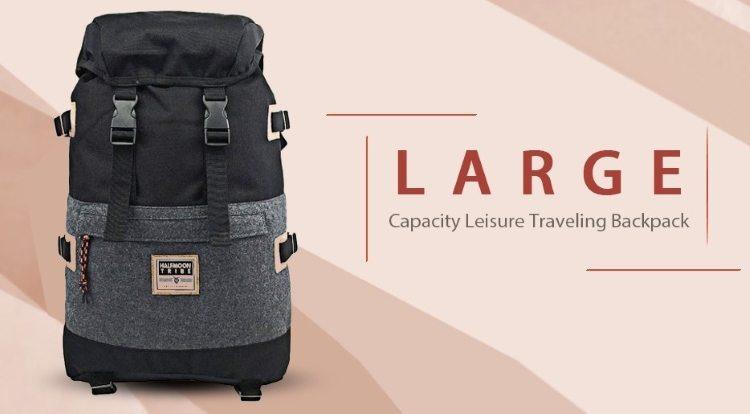d464681f679 Αν πρόκειται για πιο extreme κατάσταση, υπάρχει η επιλογή της τσάντας  Hongjing. Κατασκευασμένη από αδιάβροχο υλικό, ελαφριά, και με θήκη για  laptop 15,6