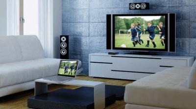 Σύνδεση Laptop με Τηλεόραση
