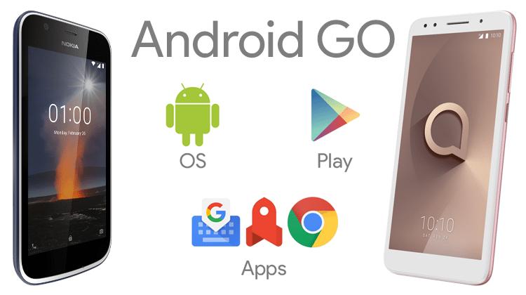 Τι είναι το Android Go: Ένα Ελαφρύ Android Για Φθηνές Συσκευές ...