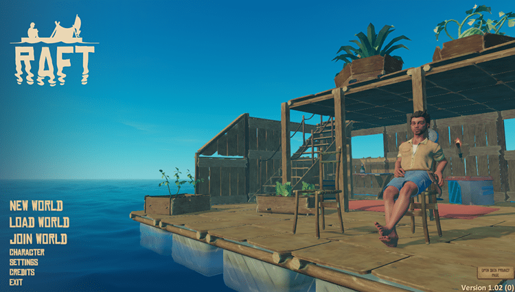 Παρουσίαση: Raft, Επιβιώνοντας Στην Άγρια Θάλασσα