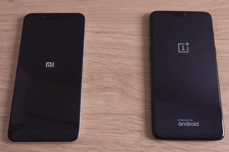 OnePlus 6 vs Xiaomi Mi 8 30