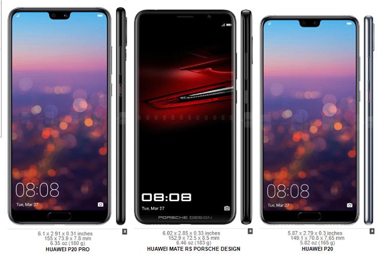 Huawei P20 Pro vs Xiaomi Poco F1 6a