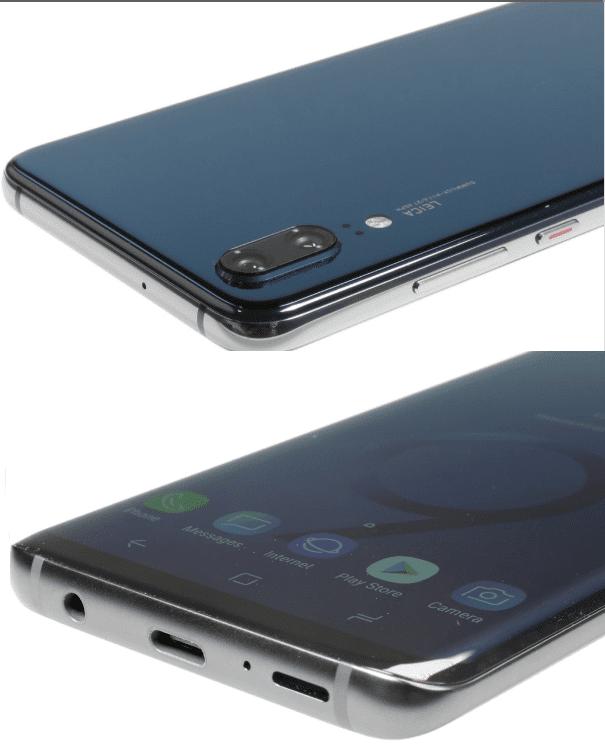 Huawei P20 vs. Galaxy S9 25aaa