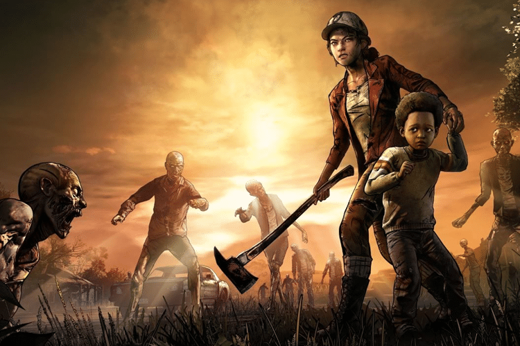 GamingSteps#20180928 - Telltales Τέλος, Sony Cross-play, Shadow Of The Tomb Raider Ending