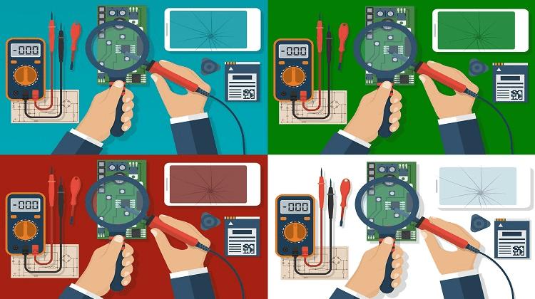 Προηγμένες Επισκευές Κινητών, Με Microsoldering Στην Πλακέτα