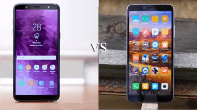 Σύγκριση: Galaxy J8 vs Redmi S2 Ποιο Είναι Καλύτερο