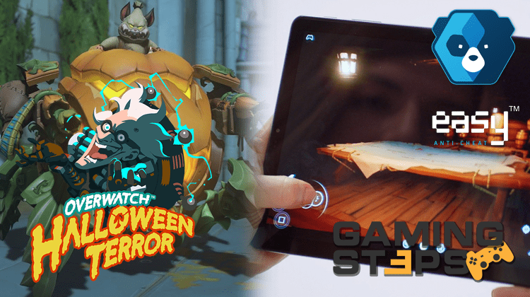 GamingSteps#20181012 - Overwatch Halloween Terror Event, Project xCloud, Epic Games Και Kamu