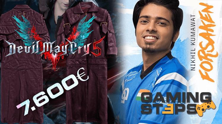GamingSteps#20181026 - Rockstar vs Δημιουργών Cheat, Devil May Cry 5, eSports και Cheating