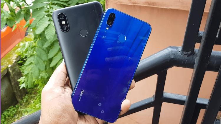Redmi Note 6 Pro vs Huawei Nova 3i Ποιο Είναι Καλύτερο?