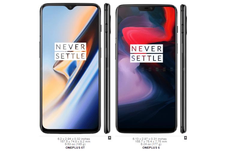 Xiaomi Mi Mix 3 vs OnePlus 6T 2αα