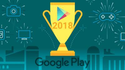 Το Πιο Δημοφιλές Περιεχόμενο του Google Play Για το 2018