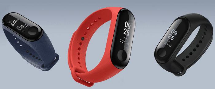 Παρουσίαση:Smartband Mi Band 3 από την Xiaomi