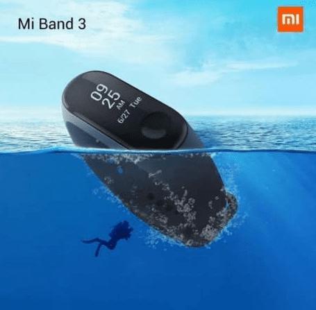 Παρουσίαση: Smartband Mi Band 3 από την Xiaomi