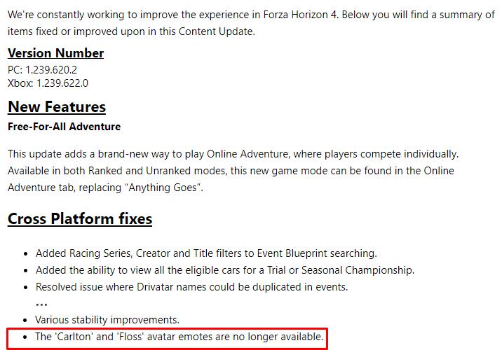 GamingSteps#20190118 - Epic Games Store Refund, Steam 2019, Αφαίρεση Emotes Forza Horizon 4