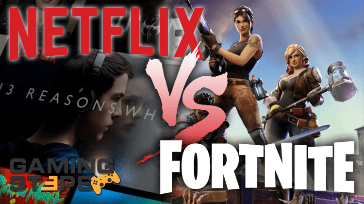 GamingSteps#20190125 - Fortnite vs Netflix, Overwatch Lunar New Year 2019, Stellaris για κονσόλες