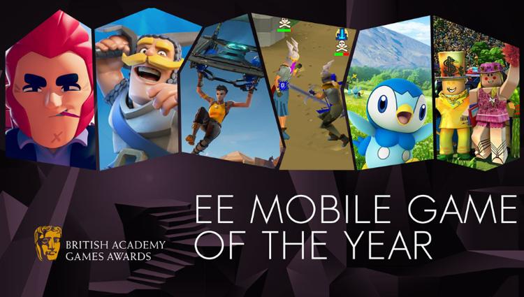 GamingSteps#20190316 - BAFTA Games Awards 2019, Gaming Χειριστήριο Google, Xbox Live