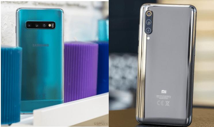 Xiaomi Mi 9 vs Samsung Galaxy S10 20αα