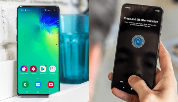 Xiaomi Mi 9 vs Samsung Galaxy S10 20α