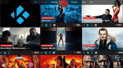 KodiSteps: Ταινίες Και Σειρές Με Το Trakt.TV Στο Kodi v18.0