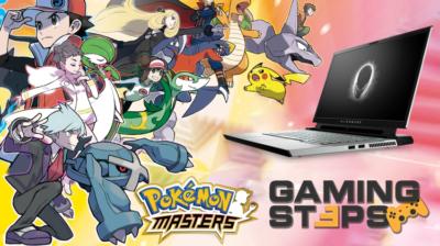 GamingSteps#20190531 - Alienware m15 και m17, Pokémon Sleep και Masters, Death Stranding