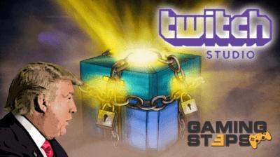 GamingSteps#20190810 - Loot Box, Twitch Studio, Trump Εναντίον Βιντεοπαιχνιδιών