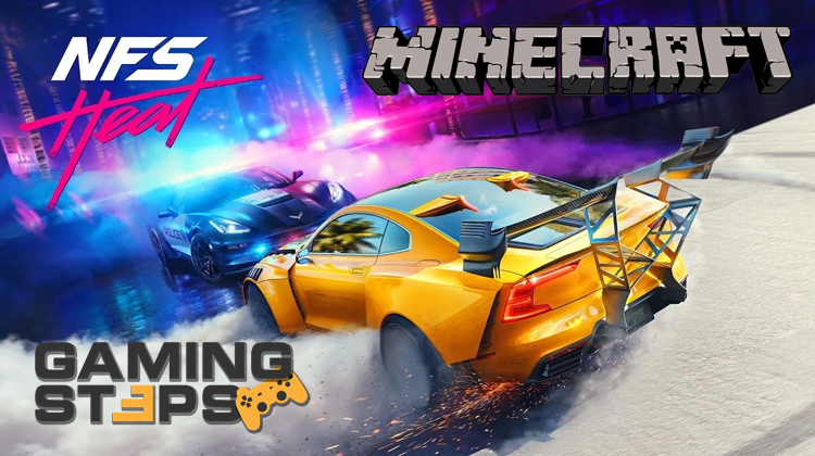 GamingSteps#20190817 - NFS Heat, Minecraft Super Duper Graphics Pack, SNES Switch Controller