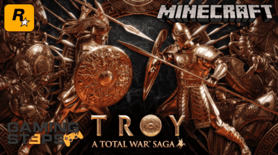 GamingSteps#20190921 - Total War Saga: Troy, Rockstar Games Launcher, Minecraft Active Users