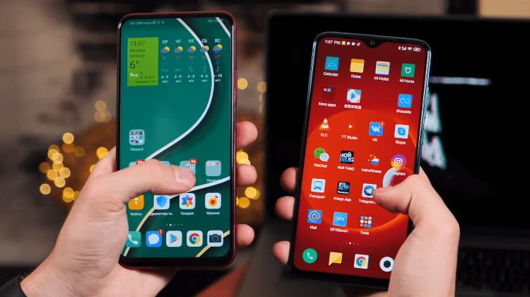 Redmi Note 8 Pro vs Honor 9X 15ααα