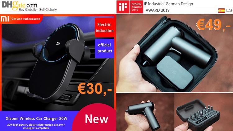 Τιμές Χονδρικής Στις Νέες Έξυπνες Ασύρματες Συσκευές Της Xiaomi