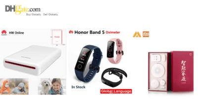 Προσφορές Χονδρικής Στα Προϊόντα Της Xiaomi Και Huawei