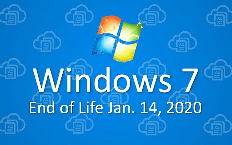 Λήξη Της Υποστήριξης Στα Windows 7 2αα