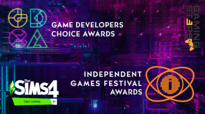 GamingSteps#20200111 - Game Developers Choice, IGF Awards 2020, Sims 4 Tiny Living