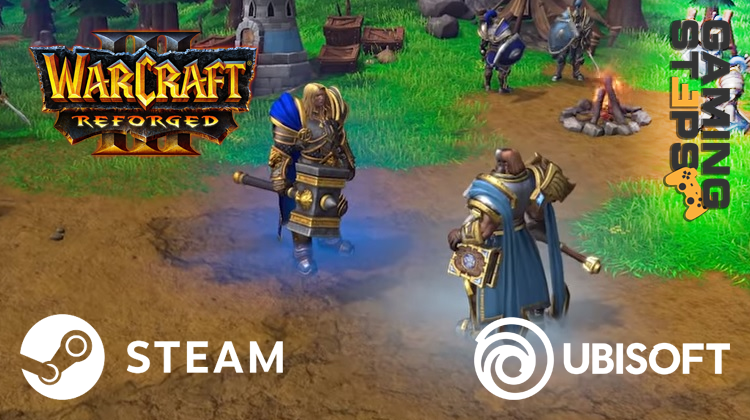 GamingSteps#20200208 - Warcraft 3: Reforged, Ubisoft AAA Παιχνίδια, Ρεκόρ Χρηστών Steam