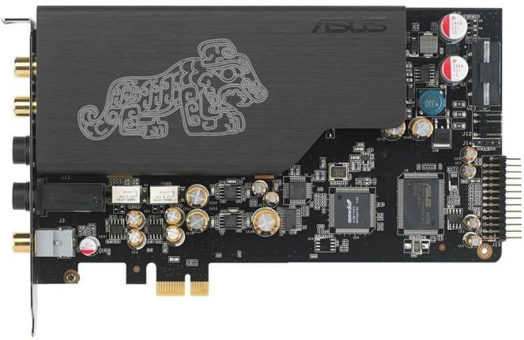 Κάρτα ήχου PCI Express