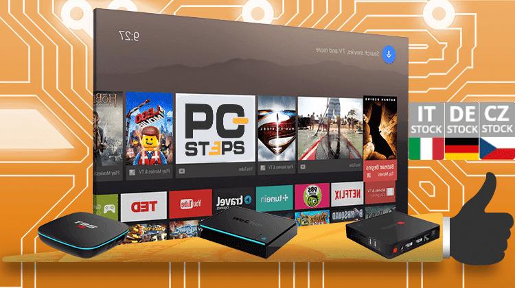 Αγορά TV Box Από Ευρώπη / Κίνα €21,68 - €269,00 Οκτώβριος 2020