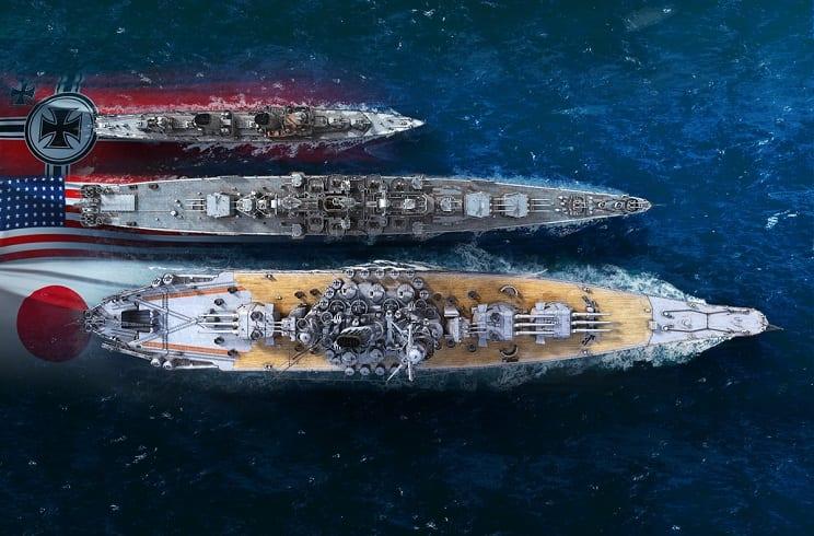 World of Warships 4