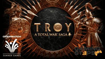 Δωρεάν Total War Saga: Troy, Overwatch Summer Games 2020