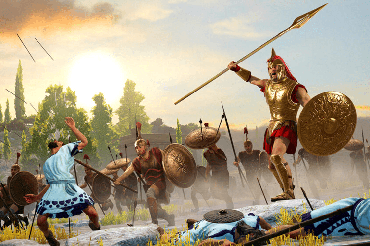 GamingSteps#20200808 - Δωρεάν Total War Saga: Troy, Overwatch Summer Games 2020