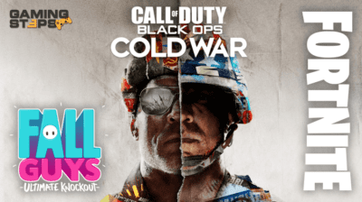 GamingSteps#20200828 - Call of Duty: Black Ops Cold War, Fall Guys, Apple vs Epic Games