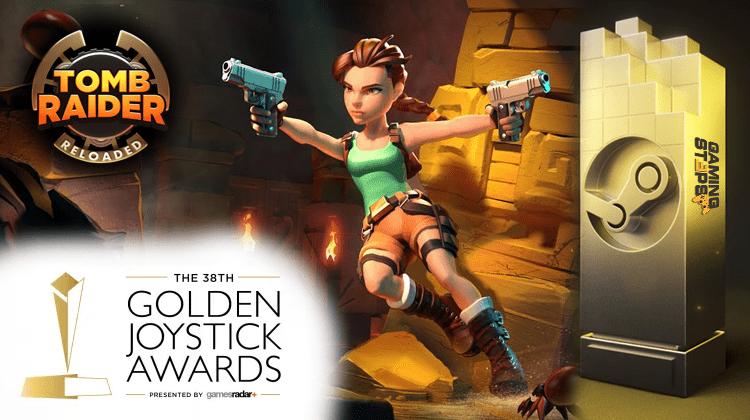 Tomb Raider Reloaded, Golden Joystick Awards, Steam Autumn Sale