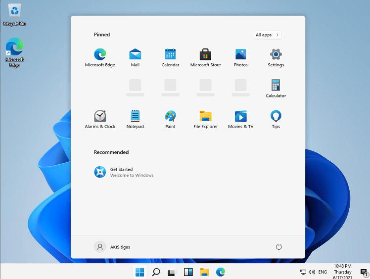 Windows 11 7α