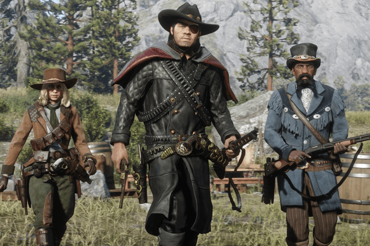 GamingSteps#20210730 - Χάος Στο Red Dead Online, Φήμες Για Δωρεάν PUBG, Xbox Series X/S