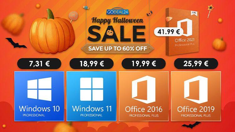Featured Αναβάθμιση Σε Windows 11 Με Windows 10 Pro Στα €5,65 €7,31