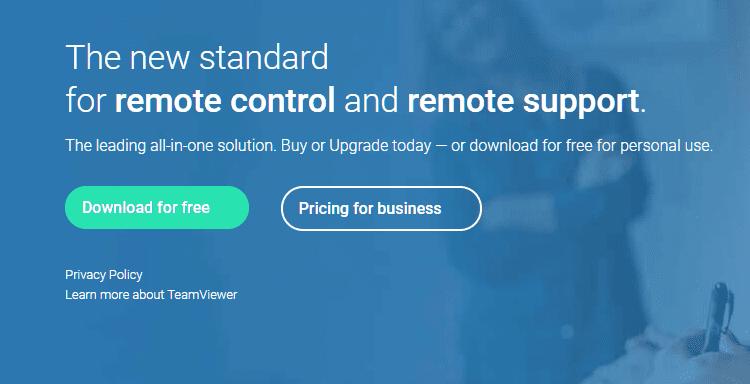 εναλλακτικό teamviewer απομακρυσμένος έλεγχος υπολογιστή 7βββ