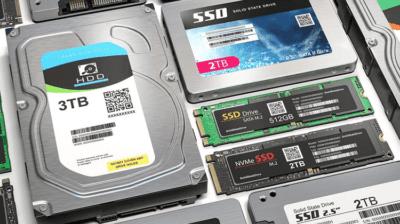 Εγκατάσταση Σκληρού Δίσκου SSD HDD Και Ρύθμιση