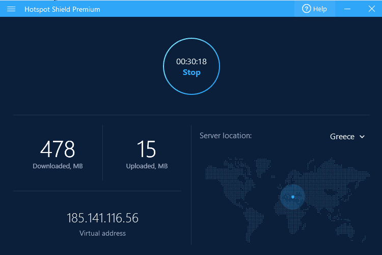 Hotspot Shield 11aa