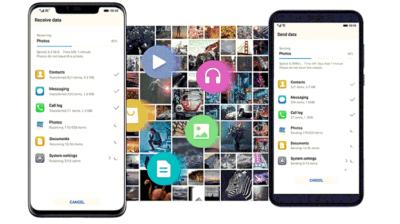 Πώς Κάνω Μεταφορά Δεδομένων Από Παλιό σε Νέο Κινητό Android Β