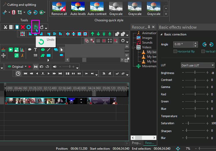 Περικοπή Βίντεο Εύκολα Με Το VSDC Free Video Editor 10ν