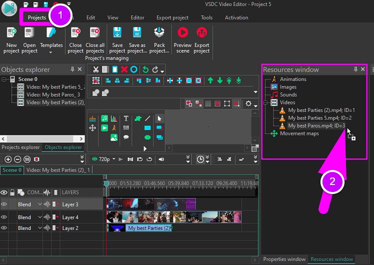 Περικοπή Βίντεο Εύκολα Με Το VSDC Free Video Editor 7