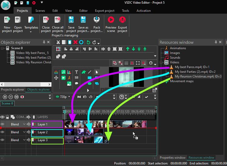 Περικοπή Βίντεο Εύκολα Με Το VSDC Free Video Editor 8